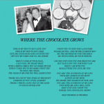 Lyrics Where the Chocolate Grows