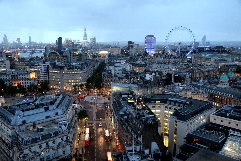 London-by-Christine-Matthews