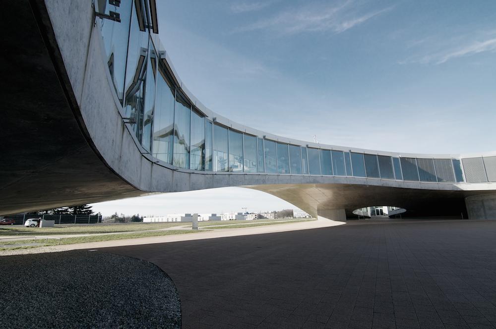 Tageslicht-Award f¸r das Rolex Learning Center in Lausanne / Velux Stiftung vergibt hˆchst dotierten Schweizer Architekturpreis
