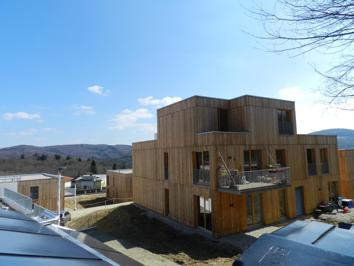 Bild 1 Solaranlage Terrasse