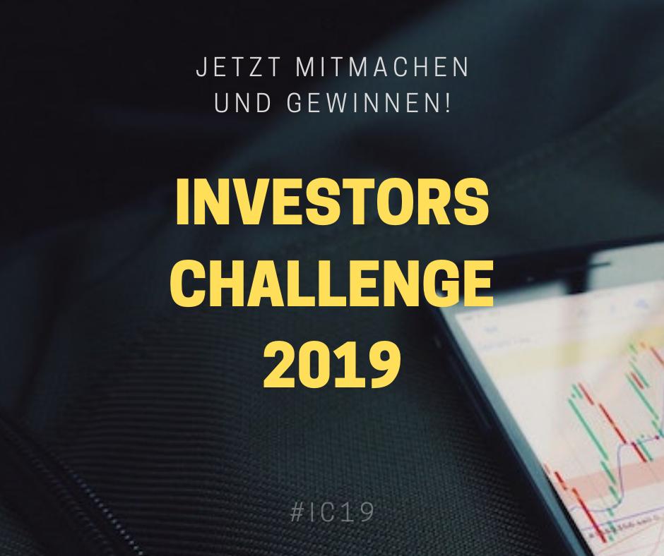 Investment Challange 2019