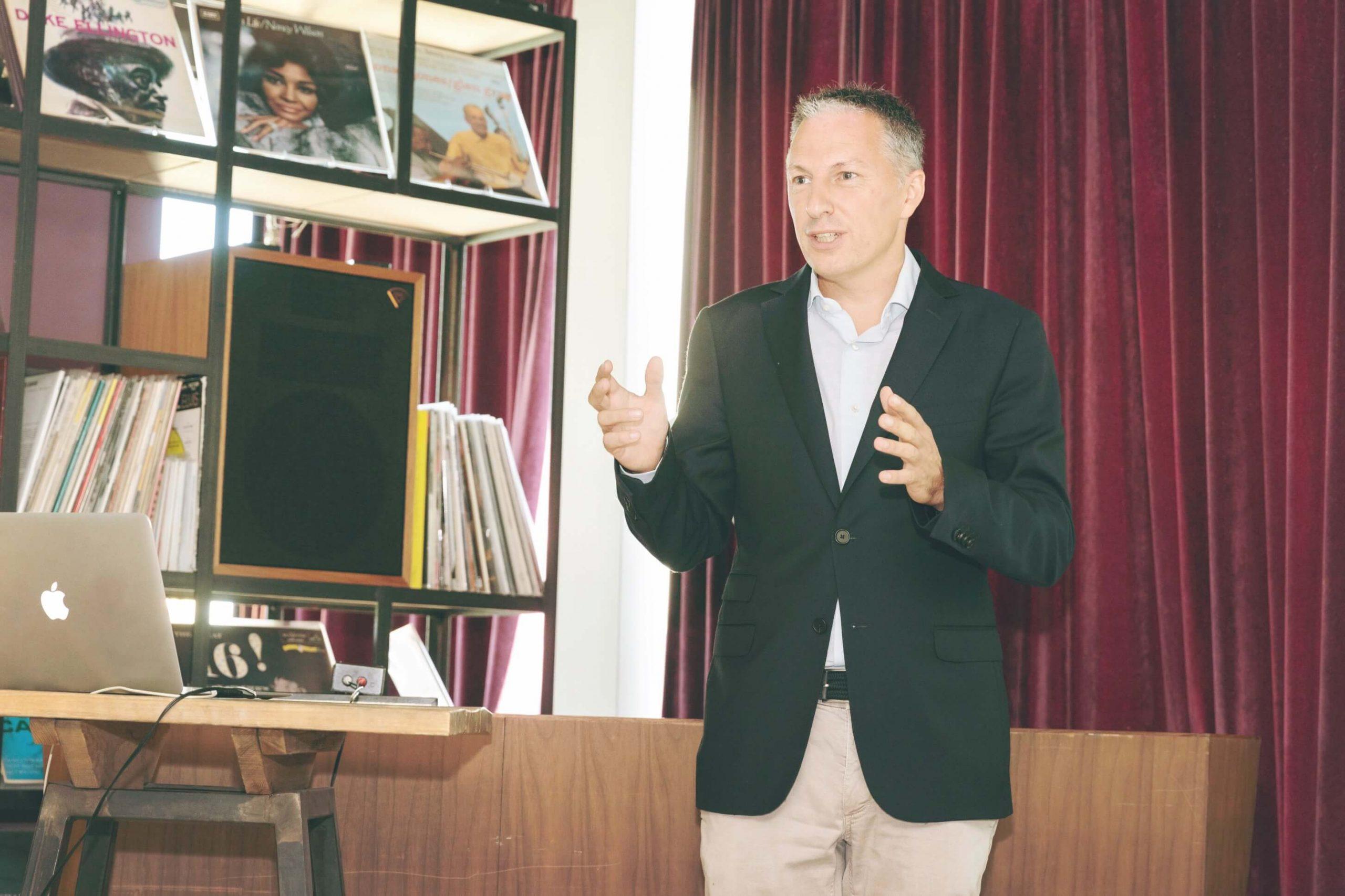 Pressecafe Vortrag 2