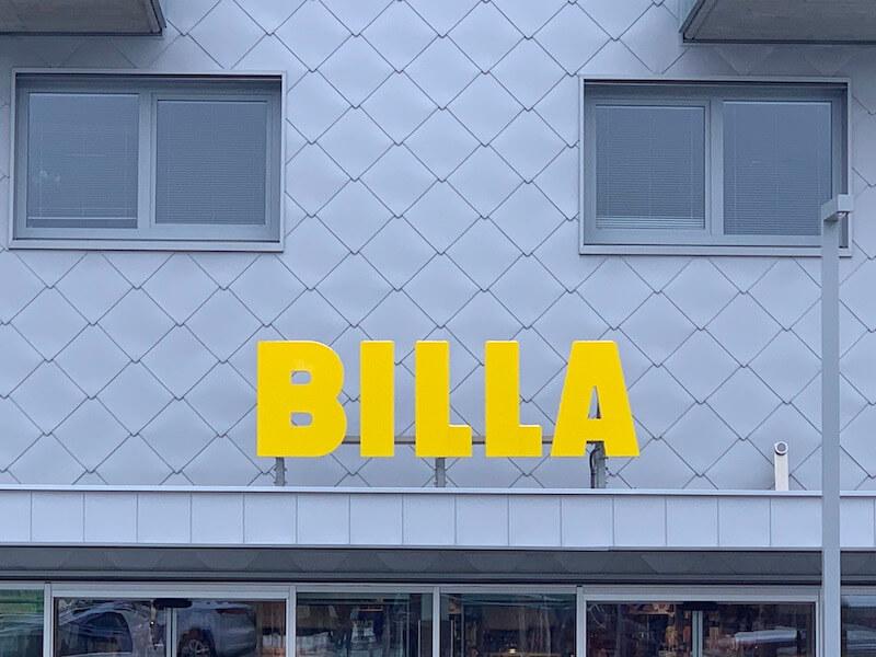 Billa Minus