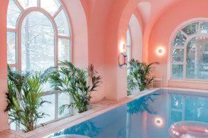 Selina Bad Gastein Interior Pool